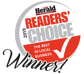 2019 Readers Choice Award